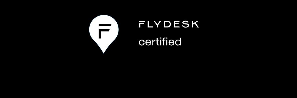 FLYDESK Certified