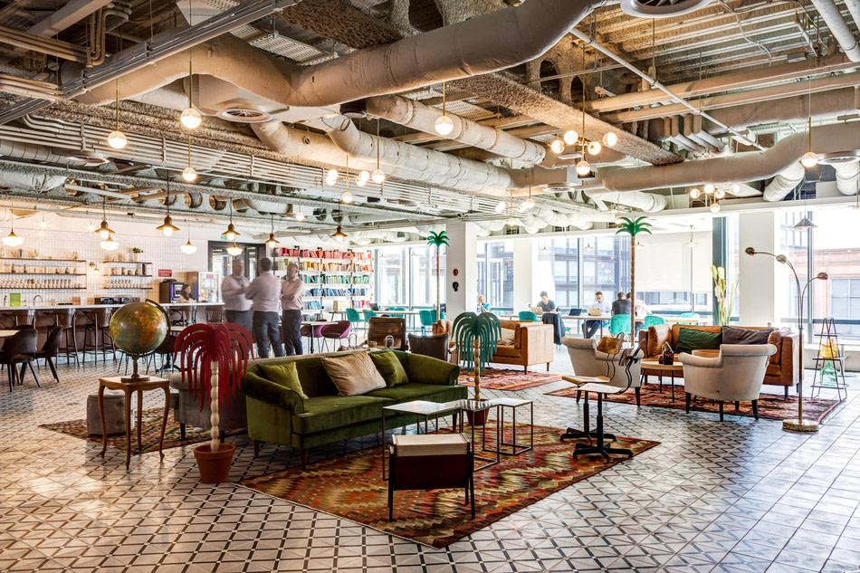 Mindspace Shoreditch in London