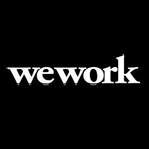 WeWork白色