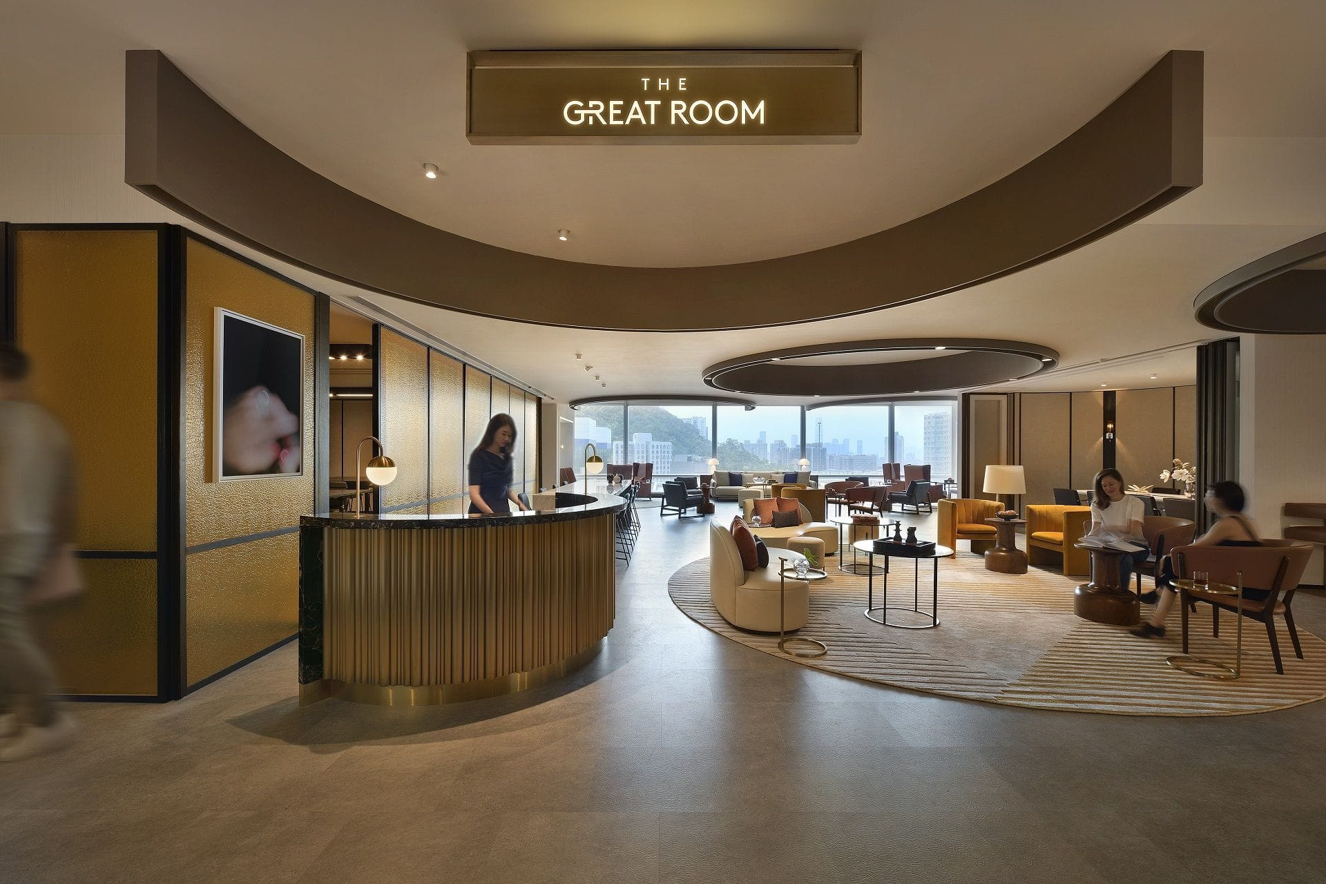 Coworking-Space-Hong-Kong-The-Great-Room-One-Taikoo-Place-HK-Entrance